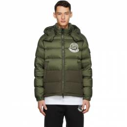 Moncler Genius 2 Moncler 1952 Green UNDEFEATED Edition Down Arensky Jacket 1A517 - 10 - C0642