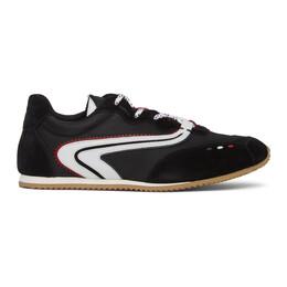 Moncler Genius 2 Moncler 1952 Black Seventy Sneakers 4M703 - 00 - 02SMZ