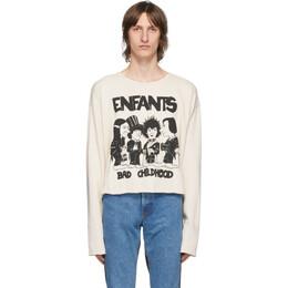 Enfants Riches Deprimes Off-White Bad Childhood Long Sleeve T-Shirt 010-530