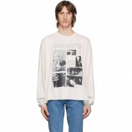 Enfants Riches Deprimes Off-White Tragedy Long Sleeve T-Shirt 010-534