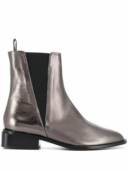 Clergerie ботинки с эффектом металлик XAB