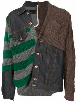 Kolor куртка с контрастными вставками 20WCMN04304