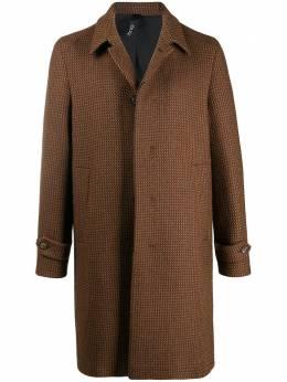 Hevo single-breasted virgin wool coat LOCOKT785