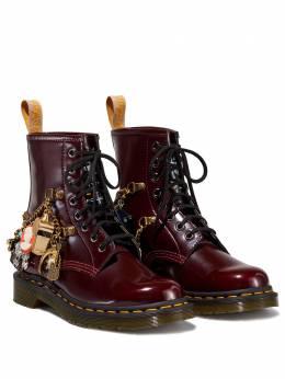 Marc Jacobs ботинки из коллаборации с Dr. Martens M9002331645