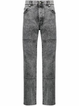 Etudes прямые джинсы средней посадки E17M50334