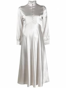 Roseanna платье на пуговицах EROSUNISIRENE
