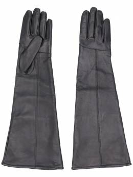 MSGM long stitched panel gloves 2942MDN104207986