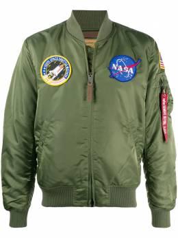Alpha Industries бомбер MA-1 VF NASA 166107MA1VFNASA