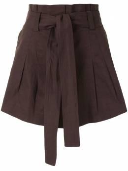 A.L.C. юбка мини с завязками 2PANT00518