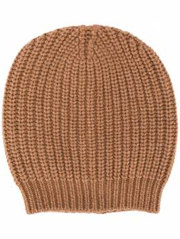 Fabiana Filippi ribbed knit beanie hat SAD220W4880000N128