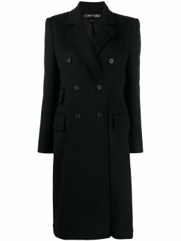 Tom Ford double breasted coat CP1510FAX616