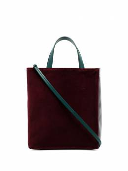 Marni multicoloured Museo leather tote bag SHMP0018Q5P3778