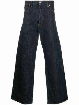 Yohji Yamamoto Pre-Owned джинсы 2000-х годов YMM450