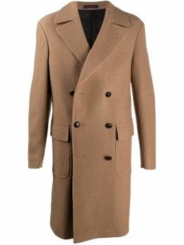 The Gigi double-breasted wool coat ELONN400