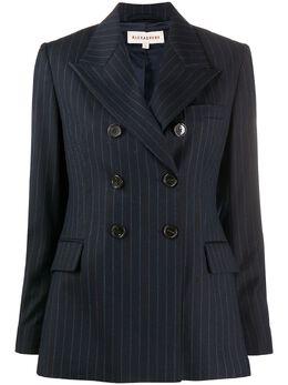 Alexa Chung E.Vill Boy double-brested blazer P20JA08WO130