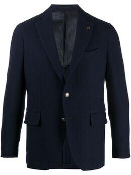 Gabriele Pasini пиджак на пуговицах с длинными рукавами G16065ZGP16454