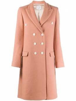 Alysi double breasted coat 150940A0201
