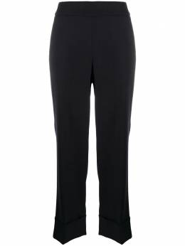 Peserico tapered tailored trousers P0473806703