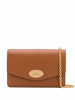 Mulberry сумка-сэтчел с монограммой RL6521083N651
