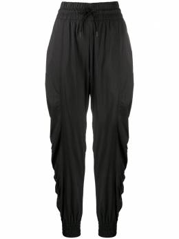 Adidas by Stella McCartney drawstring ruched training trousers FU3985