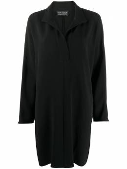 Gianluca Capannolo loose fit shirt dress 20IA150450COSTANCE