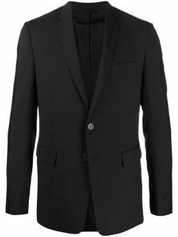 Fendi logo panel blazer FJ0576ABI2
