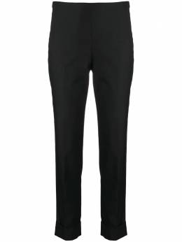 Peserico mid-rise tailored trousers P0491103019