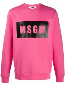 MSGM толстовка с логотипом 2940MM68207599