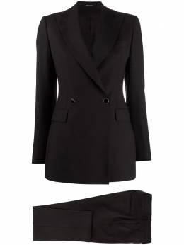 Tagliatore костюм с двубортным пиджаком TSMART19BS97188