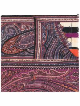 Etro paisley pattern scarf 117774508
