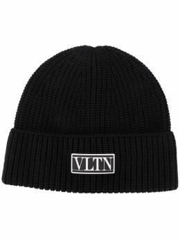 Valentino VLTN patch beanie UY0HB00RRNM