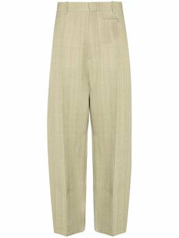 Jacquemus Santon high-waisted trousers 203PA04203101520