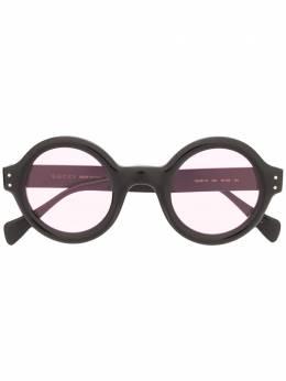 Gucci Eyewear солнцезащитные очки с круглыми линзами GG0871S