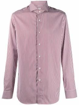 Xacus полосатая рубашка на пуговицах 71211520ML