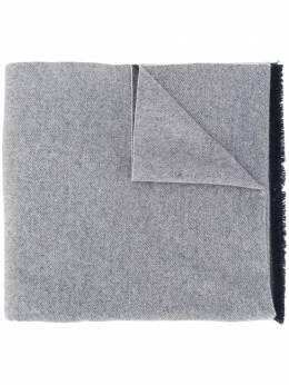 Canada Goose fringed wool scarf CG5279L