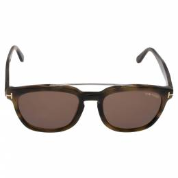 Tom Ford Blonde Havana/ Brown TF516 Holt Sunglasses 330256