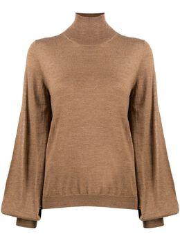 P.a.r.o.s.h. open-back knit jumper LULYXD512847