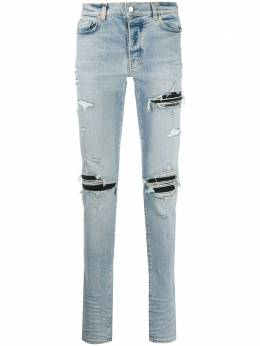 Amiri distressed skinny-fit jeans W0M01516SD