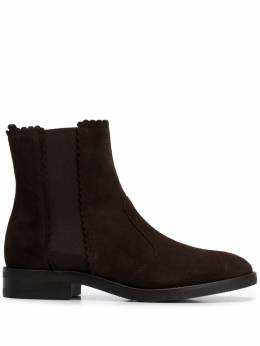 See By Chloe scalloped chelsea boots SB35055A12125