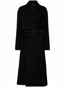 Dolce&Gabbana double-breasted belted coat G025CTFU2SL