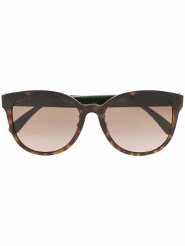 Gucci Eyewear signature Web-stripe sunglasses GG0854SK