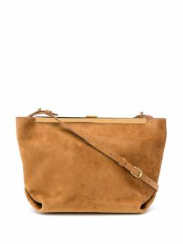 Khaite top clasp shoulder bag H3002710