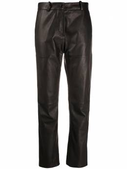 P.a.r.o.s.h. lambskin skinny-fit trousers D230636MAGNETE