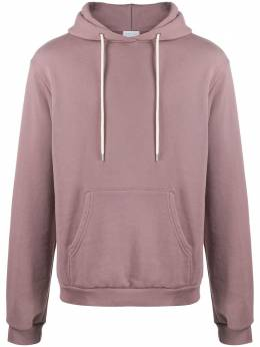 John Elliott plain drawstring hoodie B121B00549A
