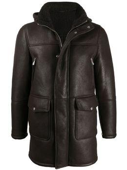 Eleventy пальто с подкладкой B75SPOB01SHY0B002