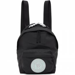 Raf Simons Black Eastpak Edition Pakr Backpack E5B7PG45