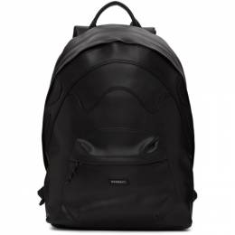 Rombaut Black Faux-Leather Boccaccio Future Backpack BOCCACCIO BACKPACK
