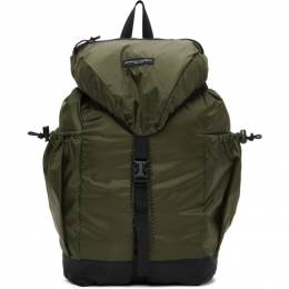 Engineered Garments Khaki Ripstop UL Backpack 20F1H020