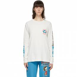 Marc Jacobs Off-White Peanuts Edition Snoopy Long Sleeve T-Shirt C6000186-134