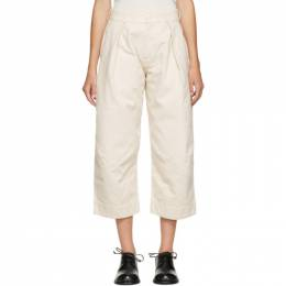 Toogood Off-White The Tinker Trousers THE TINKER TROUSER